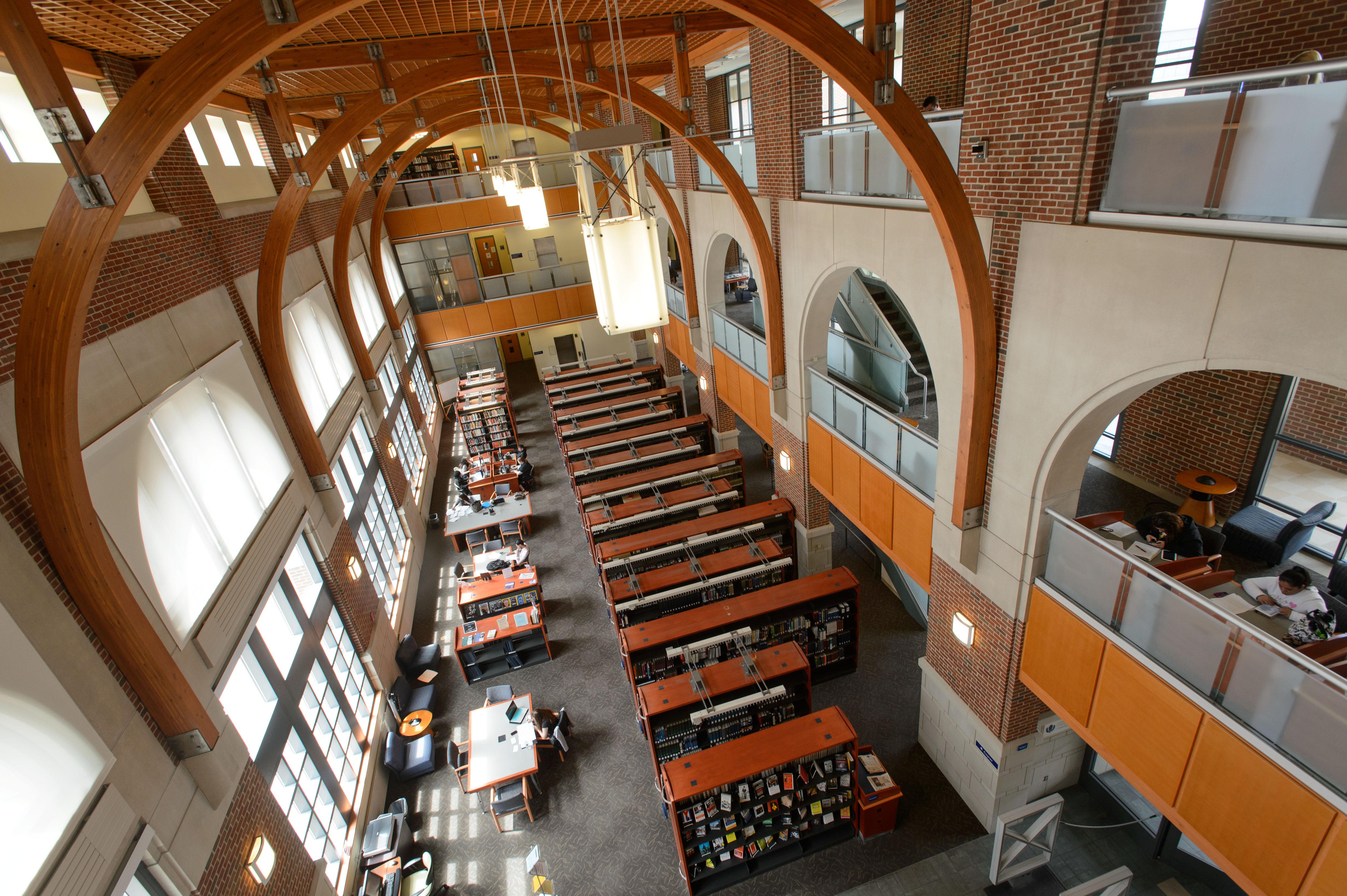Waterbury Library